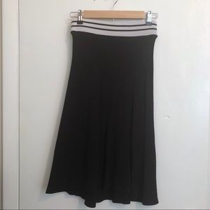 Dresses & Skirts - Black Casual Skirt